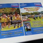 Images for a scout fete poster