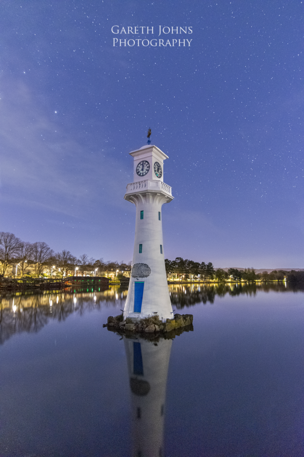The Captain Scott memorial at the grade one listed Roath Park